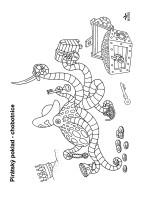 Chobotnice a pirátský poklad