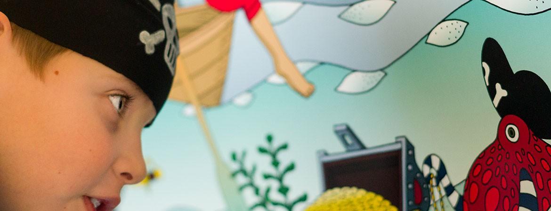 Obrázky do dětských hracích koutků